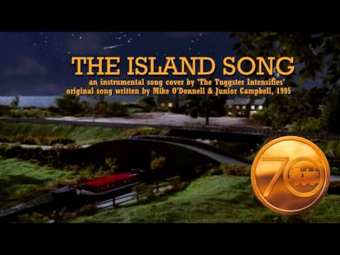 The Island Song (Instrumental) - 1000 Subscribers!