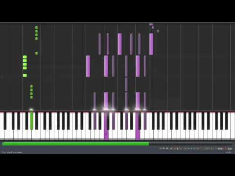 Rickroll Karaoke with Synthesia