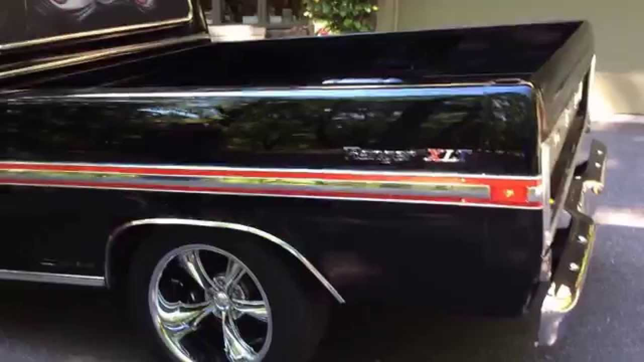 1970 ford f 100 youtube
