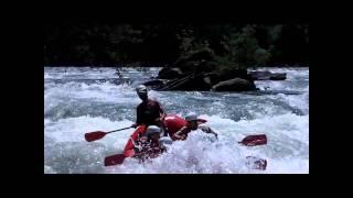Ocoee Rafting with Big Frog Expeditions