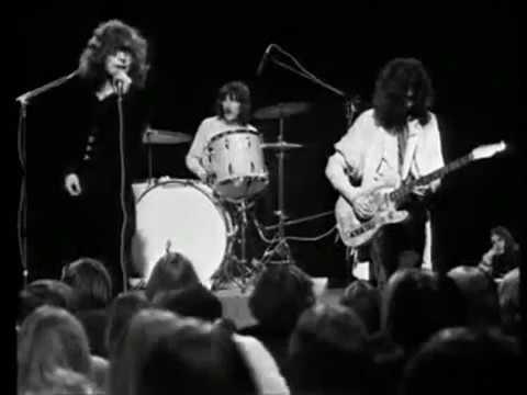 Led Zeppelin -  Live in Denmark (1969)