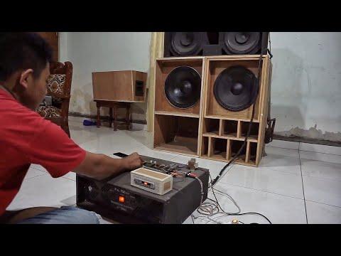 Cek Sound Tone Control Parametrix Rakitan