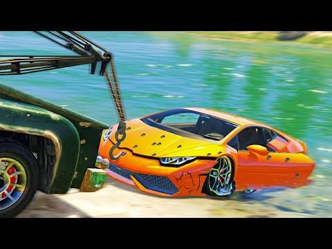 GTA 5 online - Самые дорогие машины. Бешеный стрим