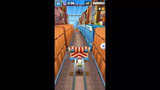 Truco de Subway surfers