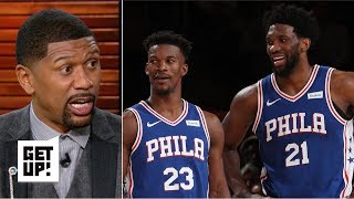 76ers are primed to knock off the Celtics in the Eastern Conference finals - Jalen Rose   Get Up!