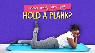 Ok Tested: How Long Can You Hold A Plank