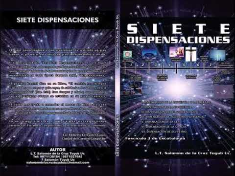 Introduccion Del Libro Las Siete Dispensaciones Biblicas Youtube