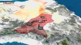 قوات الشرعية تقترب من صنعاء