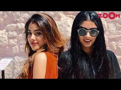 Download After Sister Janhvi Kapoor,  Khushi Kapoor  In Line For A Bollywood Debut | Bollywood News