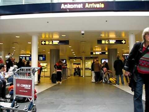Copenhagen Airport - Terminal 3
