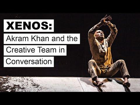 XENOS: Akram Khan and the Creative Team In Conversation