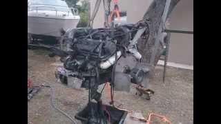 moteur audi a4 2.5 v6 tdi marinisé