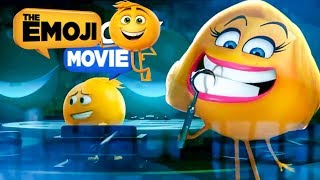 The Emoji Movie (Out Now Footage) Trailer (2017) Animated Movie HD