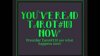 You've Read Tarot#109 Now preorder Tarot#110: The Dragon Prince
