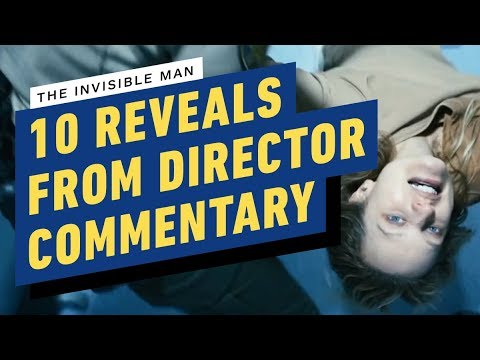 "10 Reveals From ""The Invisible Man"" Director Commentary - WFHTheater"