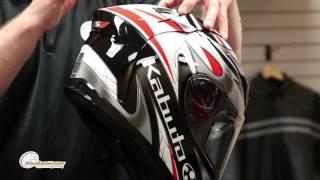 BikeBandit.com at Kabuto FF-5V Helmet 2014