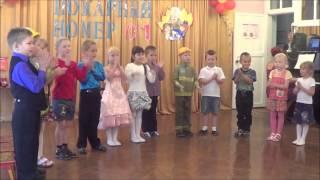 Детский сад № 13 город Тавда. Видеоролик
