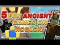 5 ANCIENT Games On ROBLOX (That Are SUPER FUN!) - Linkmon99 ROBLOX