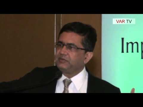 Ashish Kumar Chauhan MD and CEO Bombay Stock Exchange at WIITF 2015