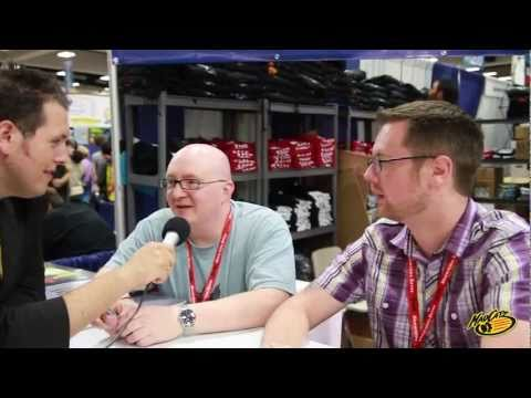 Comic-Con: Interview With PENNY ARCADE