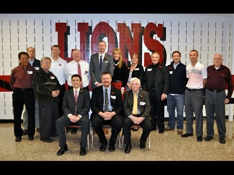 2014 Lions Sports Hall of Fame inductions