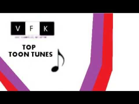 Download VideoFanKid101 Network Top Toon Tunes Close Template