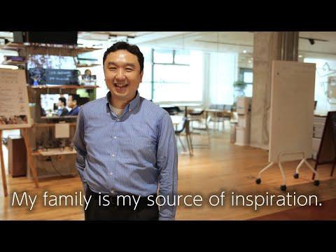 """[Panasonic AI] """"My family is my source of inspiration."""" Kazunori Yamada / Interview"""
