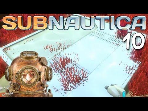 "Subnautica Gameplay Ep 10 - ""Experimental Sea Base!!!"" 1080p PC"