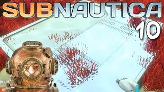 "Subnautica Gameplay Ep 10 - ""Experimental Sea Base!!!"" 1080p PC"