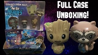 Guardians Of The Galaxy Pint Size Heroes - Vol.2 Marvel Movie Mystery Minis Blind Bags Full Case