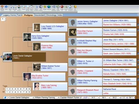 Genealogy 102   The Basics with Legacy 8 0