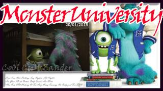 Monsters University Hindi Dubbed [ Must Watch ]