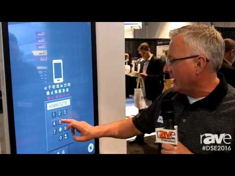 DSE 2016: VISIX Shows Multi Language Directory for Wayfinding Directions