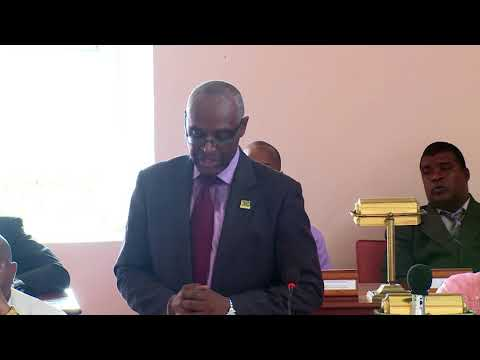 Emergency Meeting of Parliament: Attorney-General Levi Peter