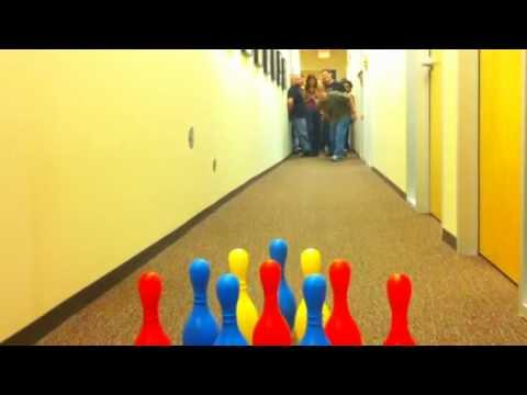 Toolbox.com (Ziff Davis) Hallway Bowling