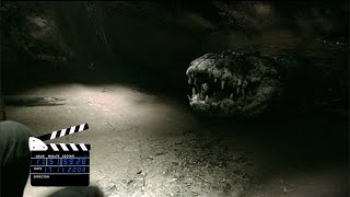 Концовка из фильма Крокодил/Rogue (2007)