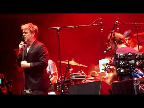 LCD Soundsystem - You Wanted A Hit /  Tribulations - All Points East, London - May 2018