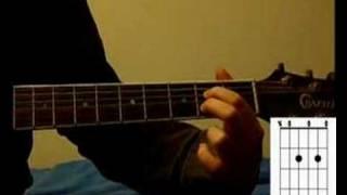 beginner guitar lesson a7 guitar chord