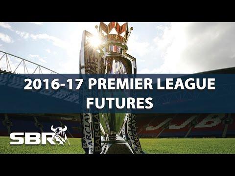 2016-17 Premier League Futures Betting