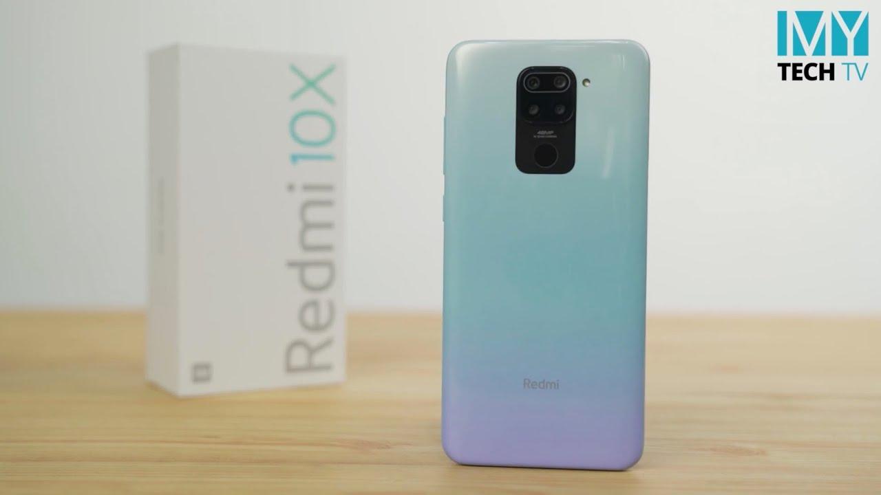 Redmi 10X ရဲ့ Review ဗီဒီယို