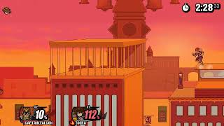 Super Smash Flash 2 - Modo evento, Home run y Break the Target