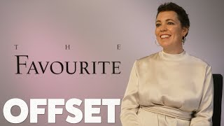 'You can look as awful as possible!': Olivia Colman on mud baths and her The Favourite make-under