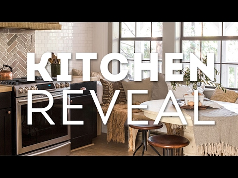 kitchen-reveal-/-cottage-house-flip-before-&-after