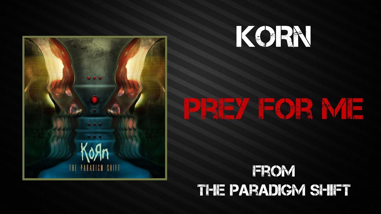 Korn - Prey For Me [Lyrics Video]