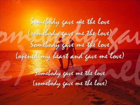 That Somebody was You - Toni Braxton