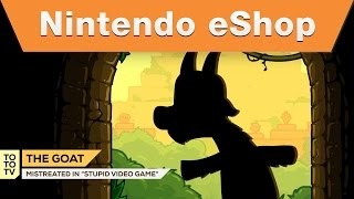 Nintendo eShop - Toto Temple Deluxe: Interview with the Goat