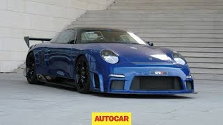Porsche 9ff Gt9 Driven - By Autocar.Co.Uk