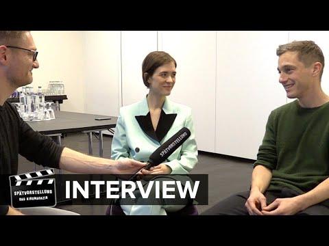 Interview Mit Volker Bruch Und Liv Lisa Fries Zur Serie