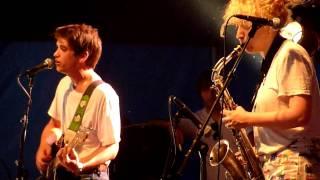 The Strange Boys - This Girl Taught Me A Dance - Metropolis festival Rotterdam  (2/3)