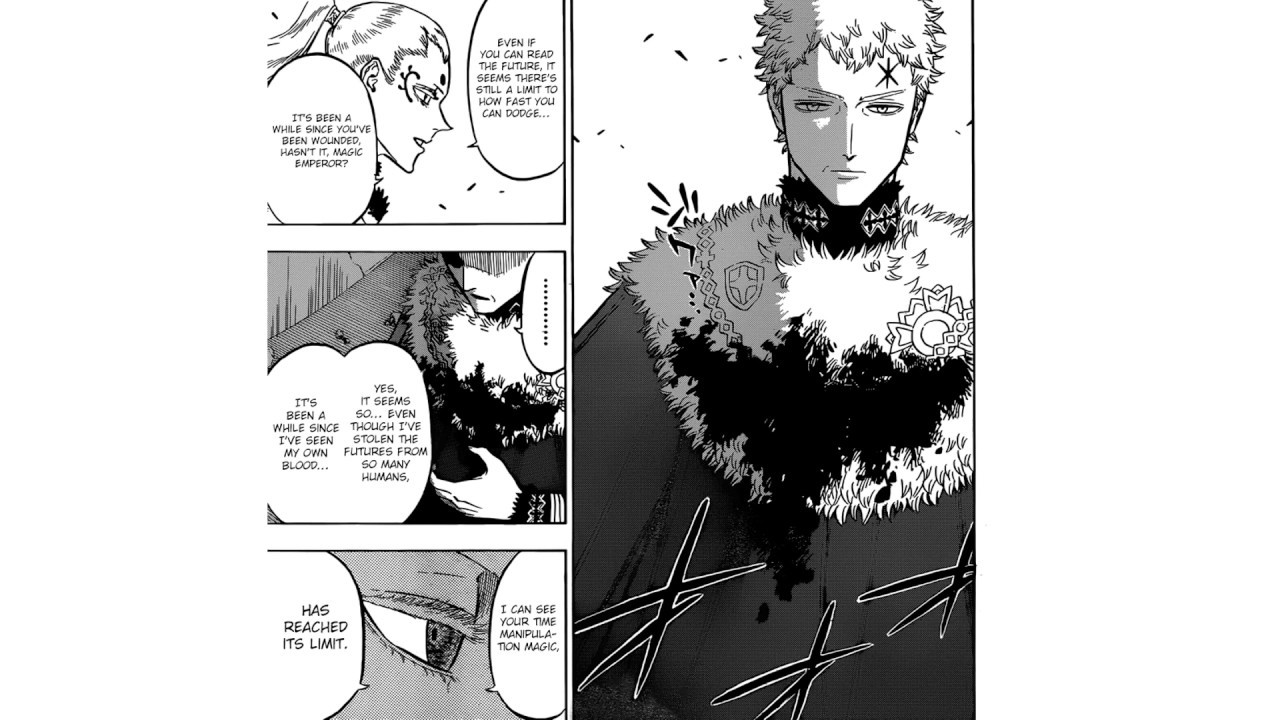 Wizard King Julius Is Not Dead Black Clover Youtube The hidden meaning behind julius the wizard king death | black clover discussion. wizard king julius is not dead black